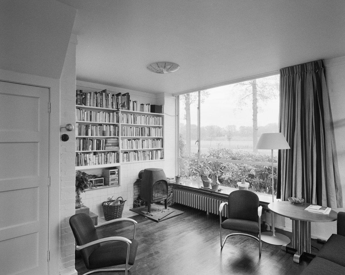 Woonkamer Met Boekenkast : Woonkamer boekenkast woonkamer boekenkast top deze perfect op maat