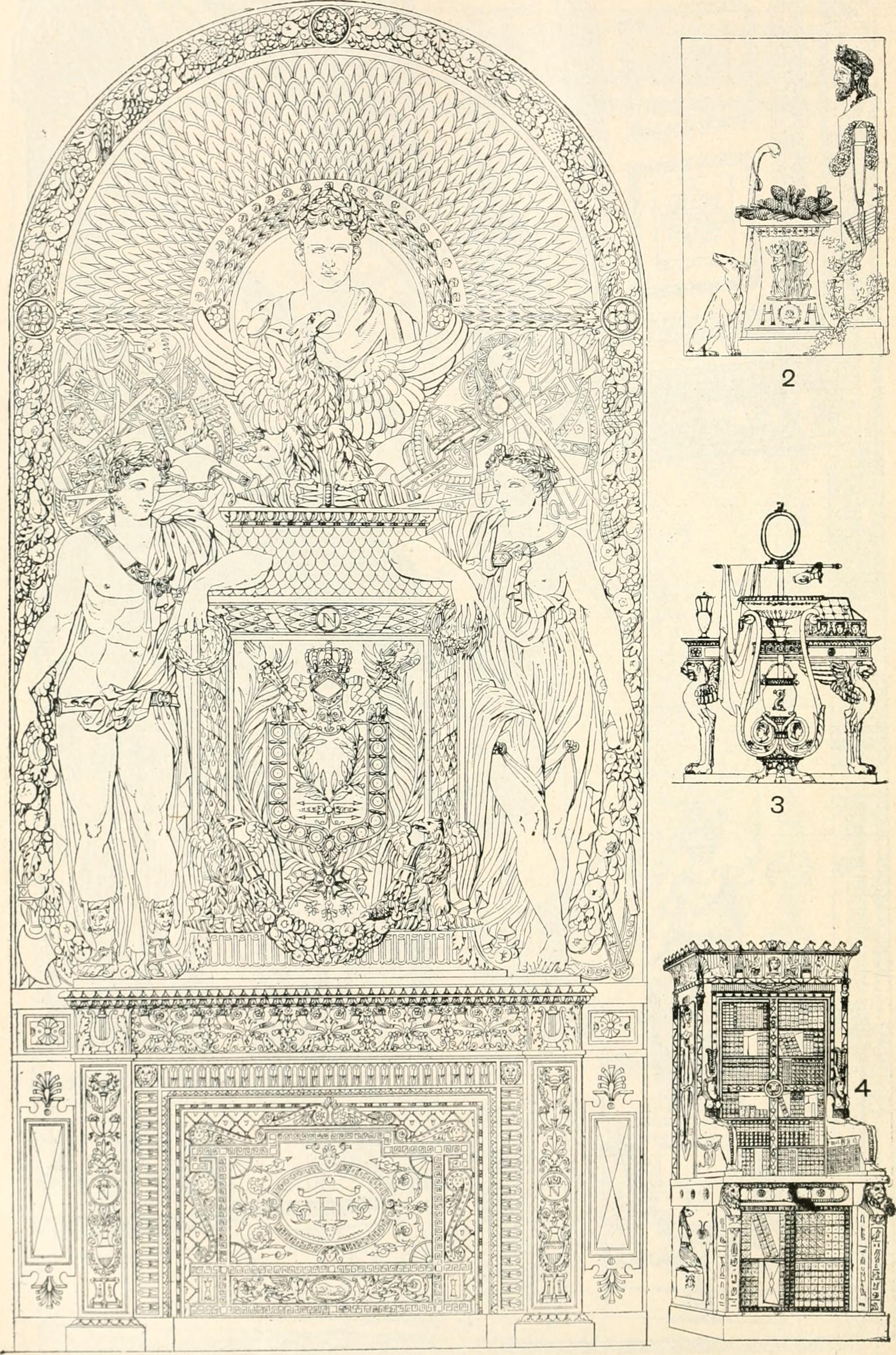 Art Et Decoration Sarrebourg File Styles Of Ornament Exhibited In Designs And Arranged In