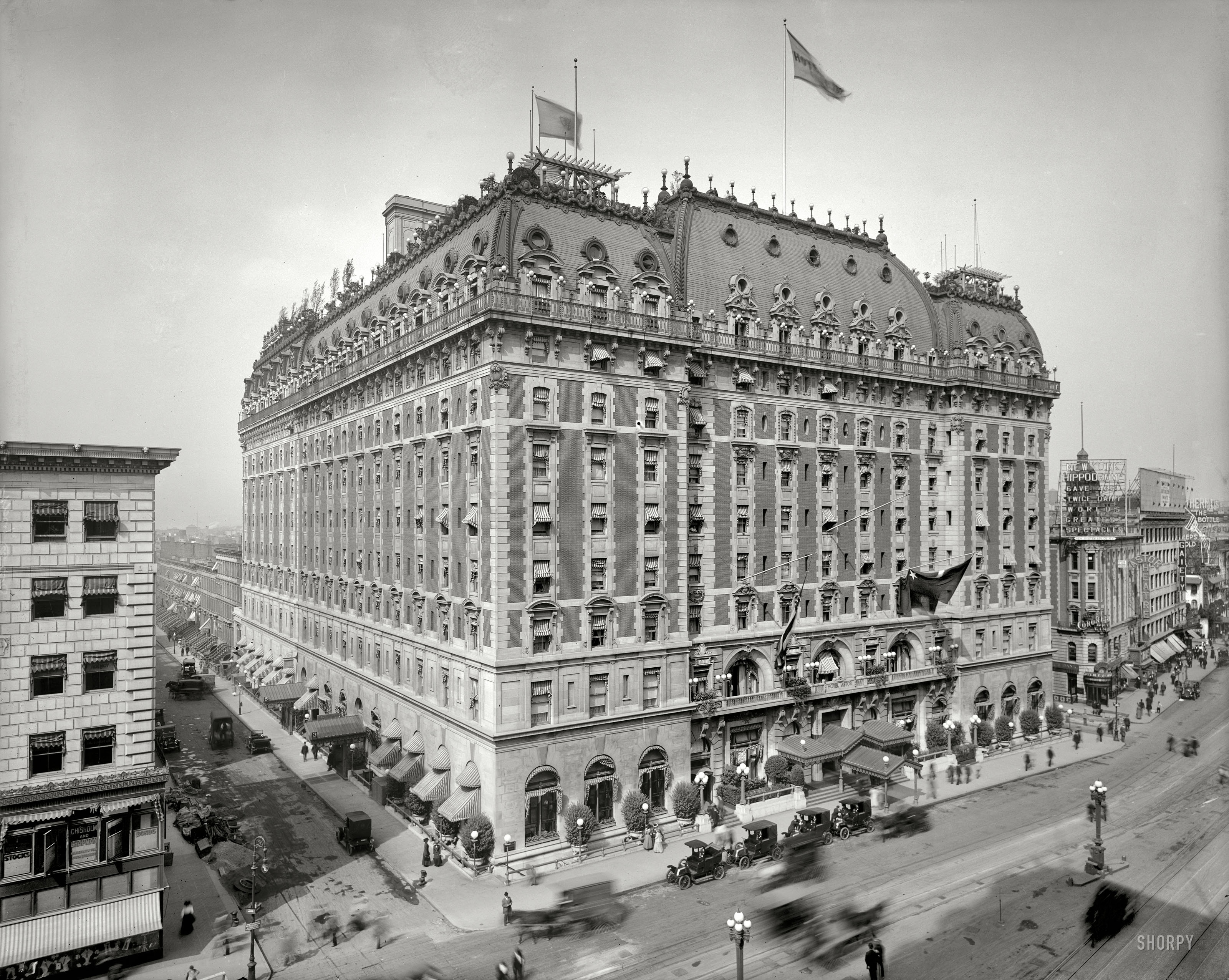 Albergo York Hotel Astor New York City Wikipedia