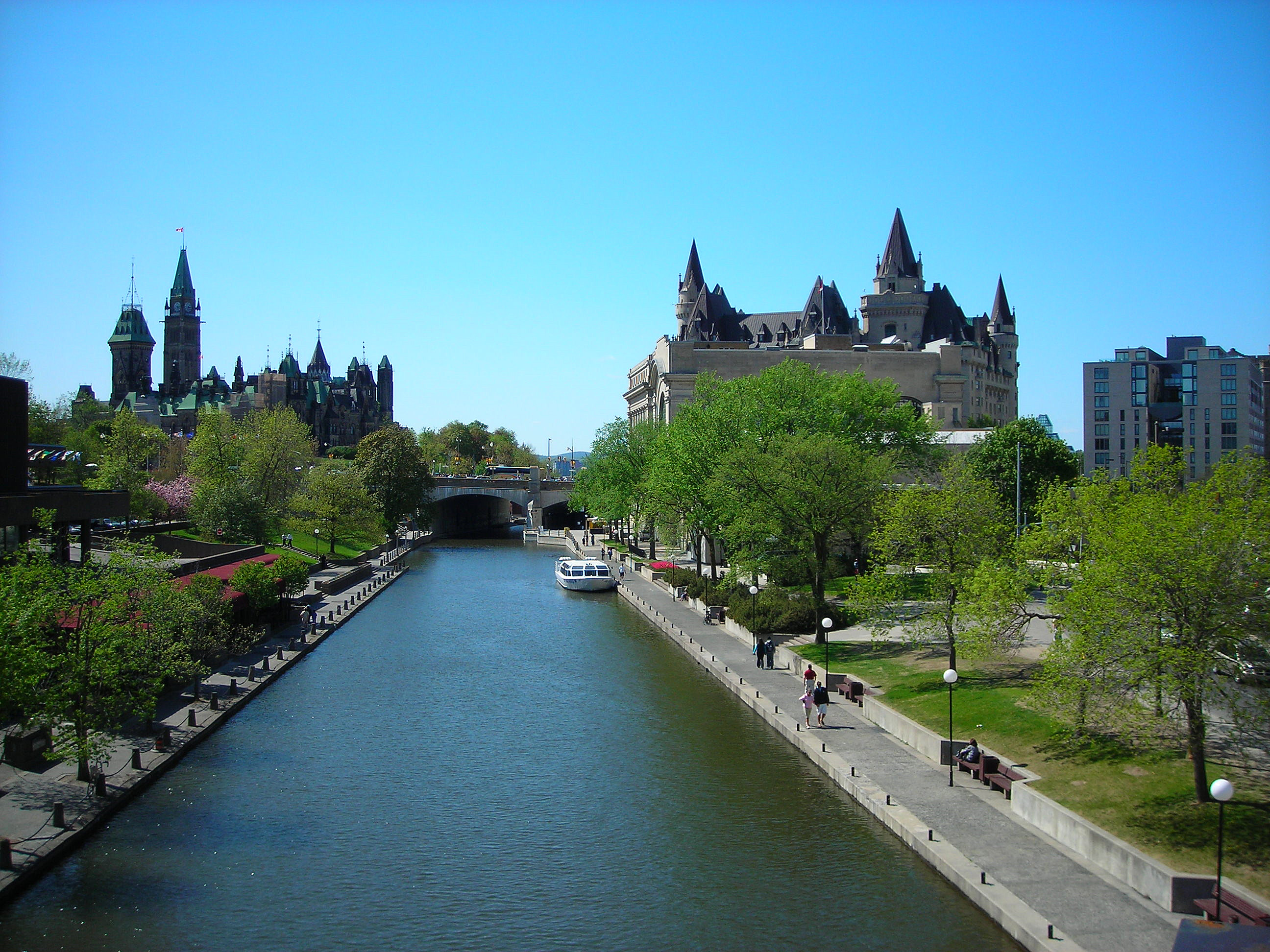 Ottawa 31 Majestic Photos Of Rideau Canal In Canada Boomsbeat