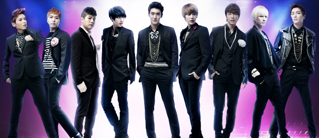 Back Girl Wallpaper Super Junior Вікіпедія
