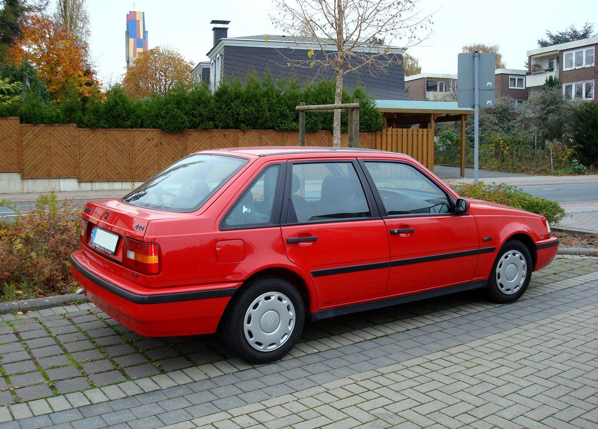 Volvo 440 1989 Volvo 440 Turbo Related Infomation Specifications
