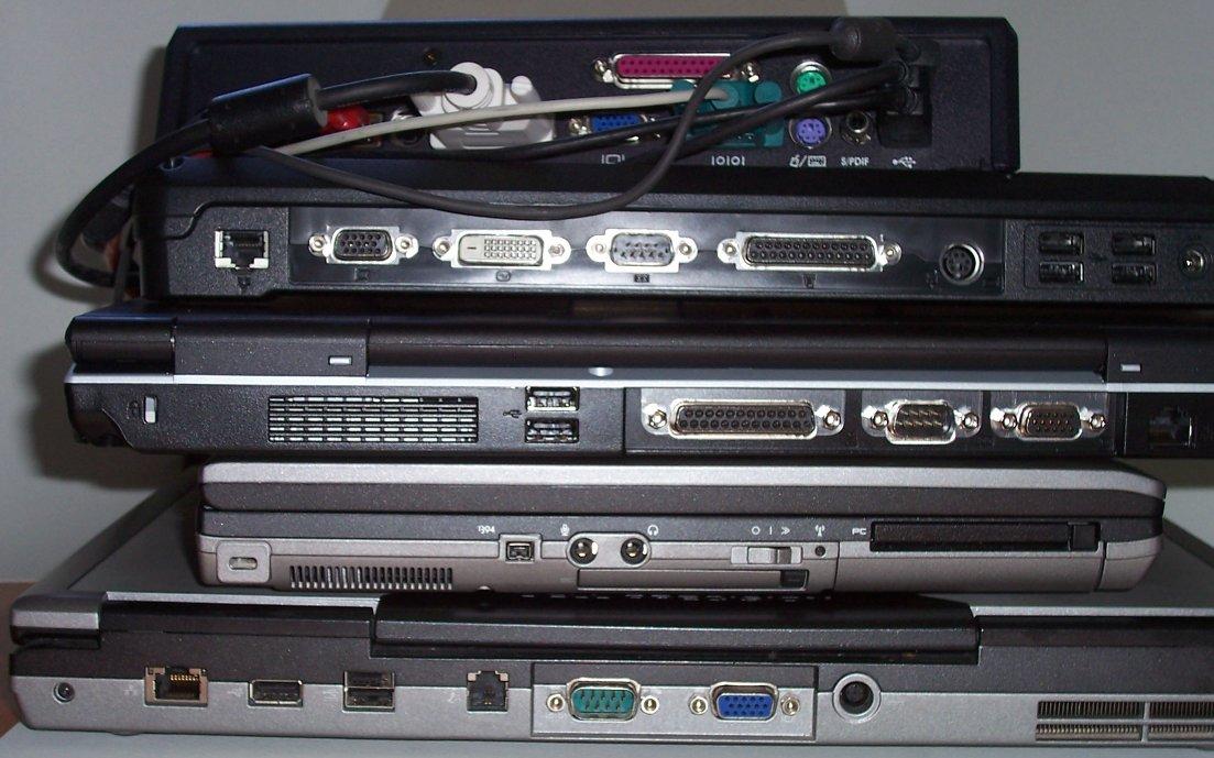 Computer port (hardware) - Wikipedia