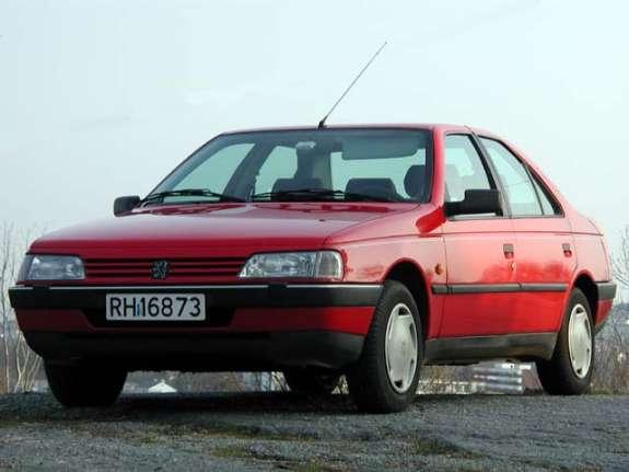 Peugeot 405 - Wikipedia