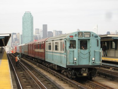 R33 World's Fair (New York City Subway car) - Wikipedia