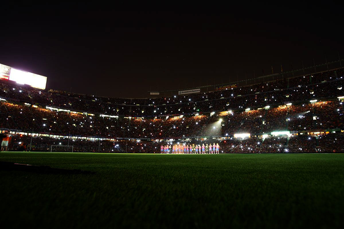 Wallpapers Hd Soccer File Camp Nou Stadium On August 19 2009 Jpg Wikimedia
