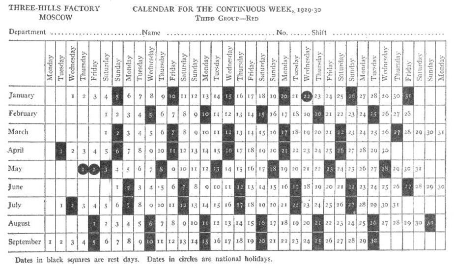 Dangun New World Encyclopedia Filesoviet Calendar 1929 30 Bandwjpg Wikimedia Commons