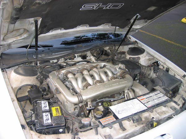 Ford SHO V6 engine - Wikipedia