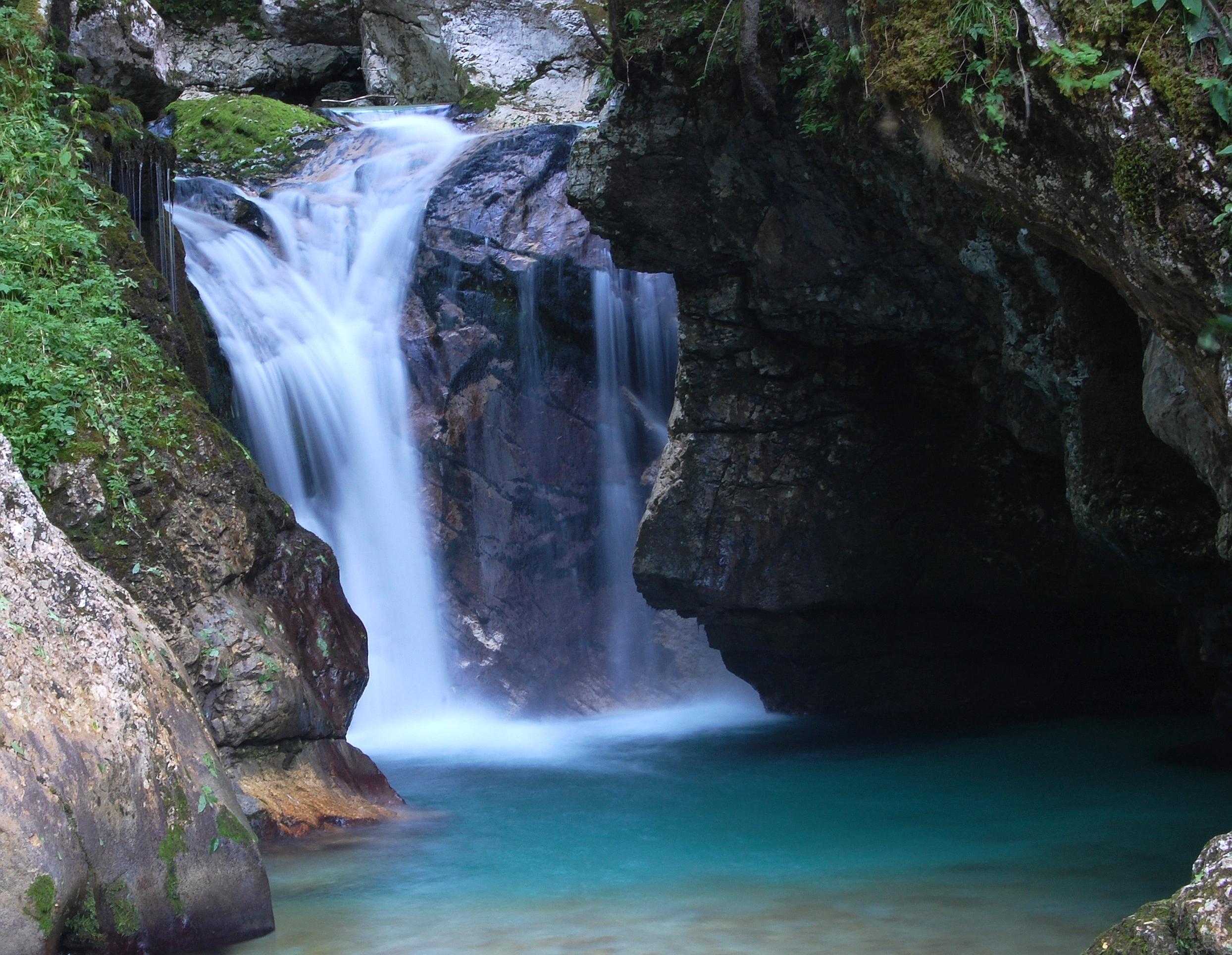 Animated Waterfalls Wallpapers Free Download File Waterfall Lepena Jpg