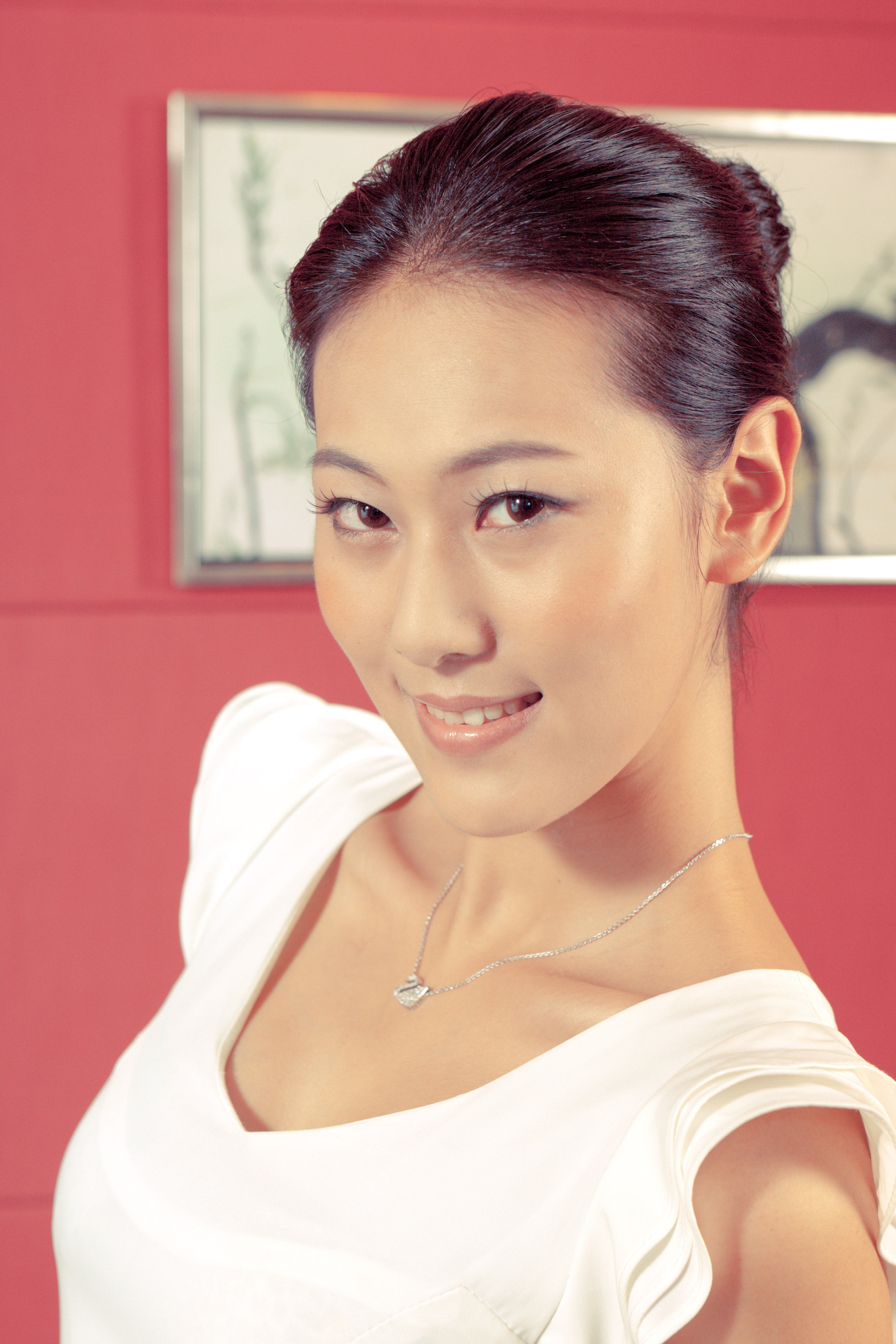 3d Girl Image Wallpaper File Chinese Model With A Bright Smile 6759425553 Jpg