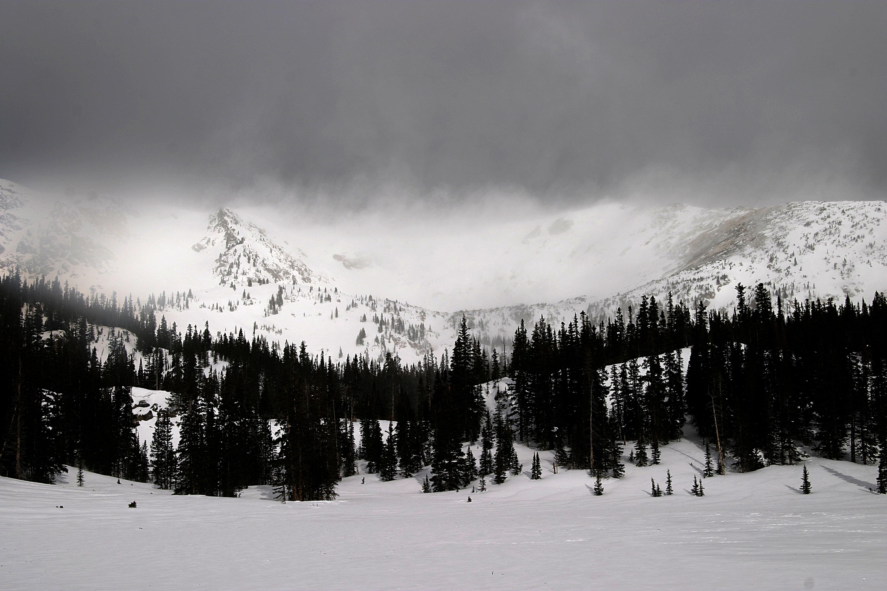 Black Aesthetic Wallpaper File Snowy Mountains Jpg Wikimedia Commons