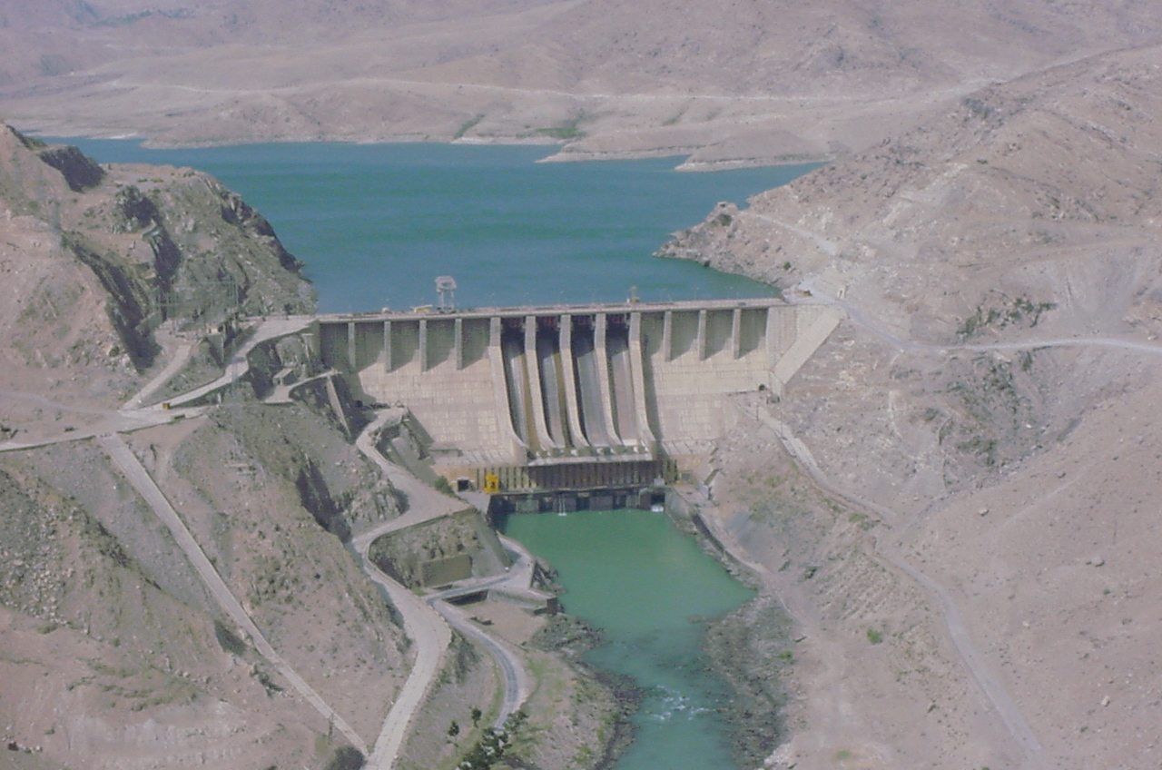 Dam Dam List Of Dams And Reservoirs In Afghanistan - Wikipedia