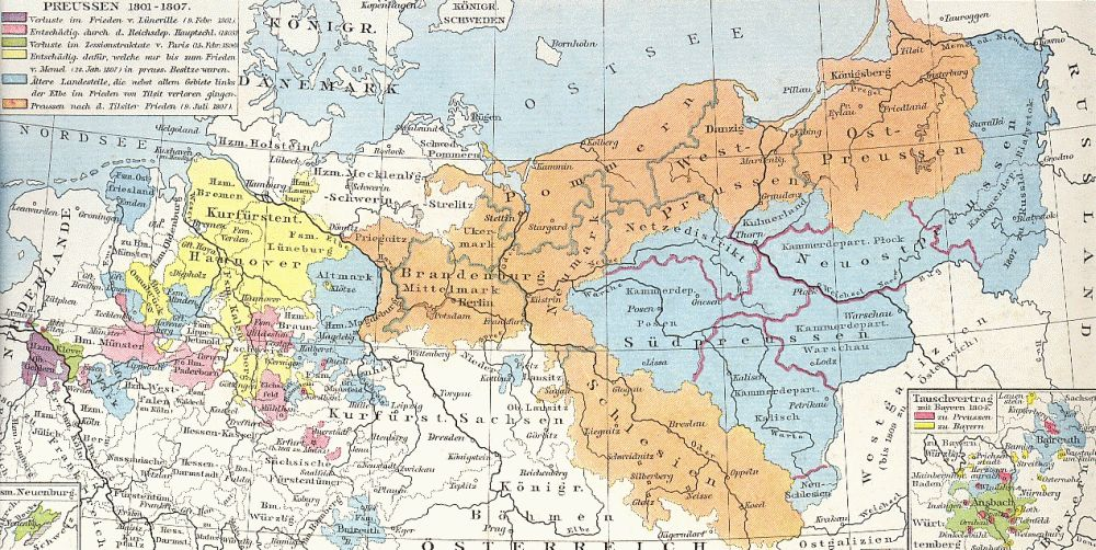 Kingdom of Prussia - Wikipedia