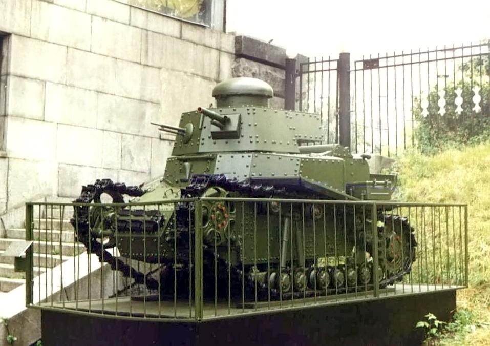 T 18 Tank Wikipedia