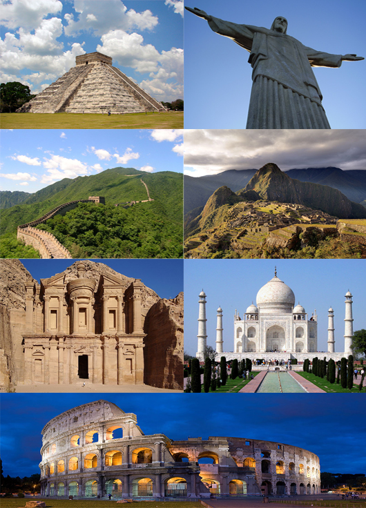 New7Wonders of the World - Wikipedia