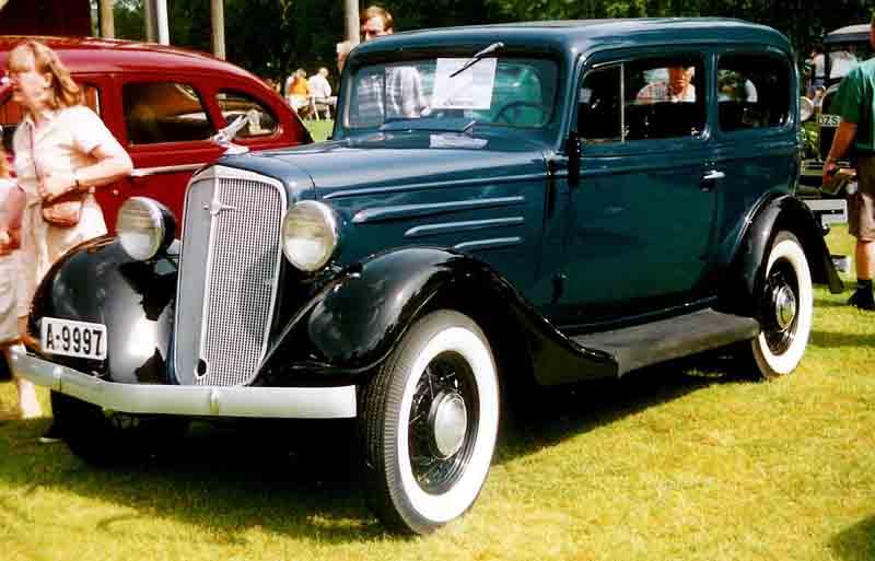 Chevrolet Standard Six - Wikipedia