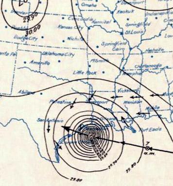Great Galveston hurricane - Wikipedia