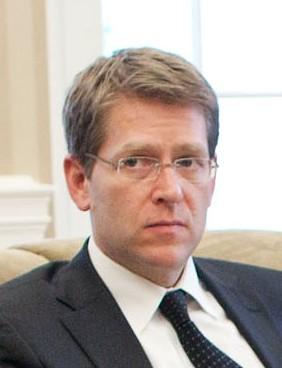 English: Jay Carney, American journalist