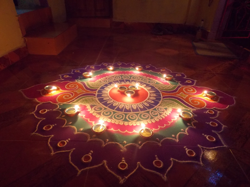 Filenite Diwali Rangoli In Goajpg Wikimedia Commons