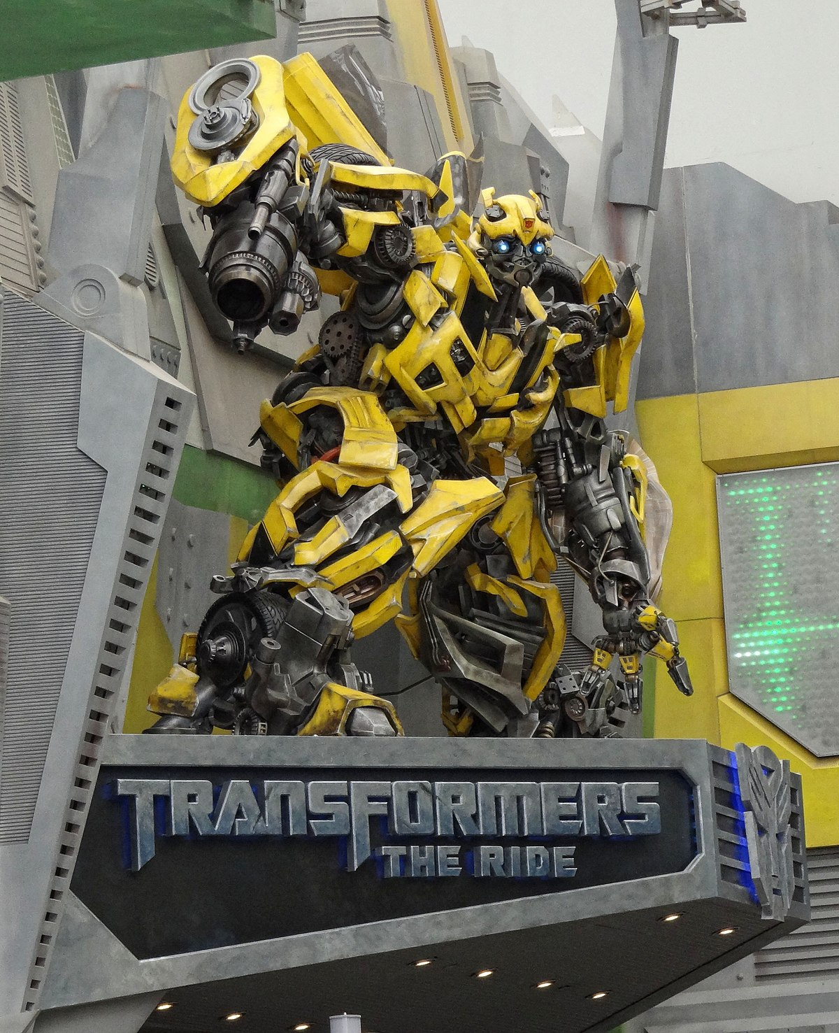 Late Fall Wallpaper Transformers The Ride 3d Wikipedia