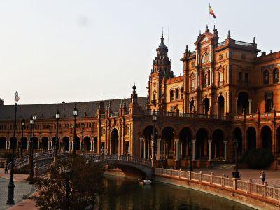 Plaza de España, Seville - Wikipedia