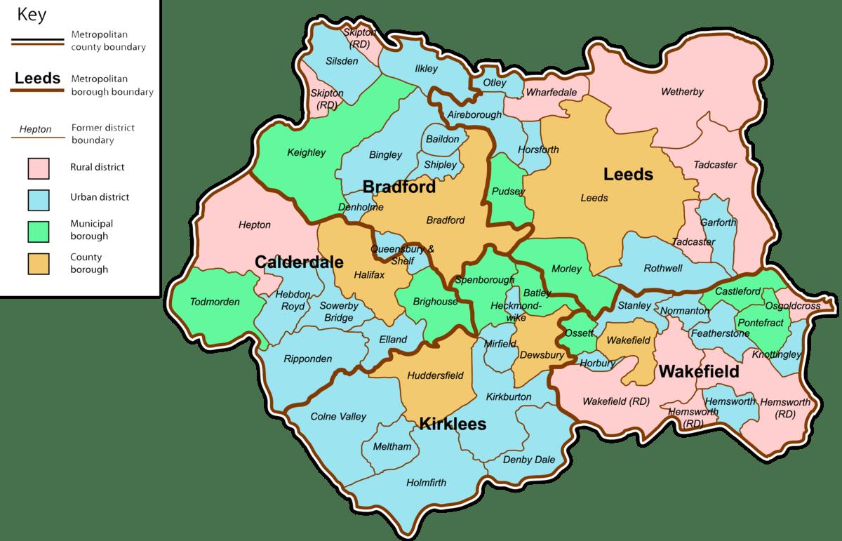 List Of Mills In Bradford Wikipedia