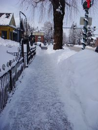 The Main Street of Aspen, Colorado