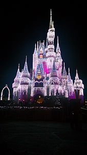 Disney Princess Quotes Wallpaper Cinderella Castle Wikipedia