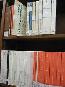 CFR Print Editions