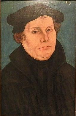 Cranach d.Ä. Martin Luther 1528