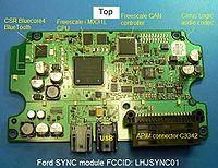 11 Ford Taurus Fuse Box Ford Sync Wikipedia