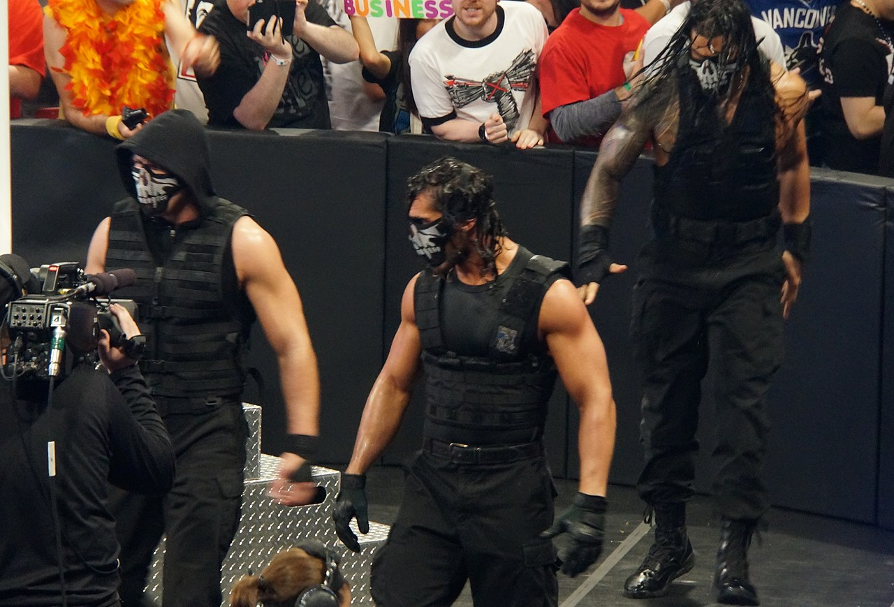 La Lucha Libre Wwe 2014 File The Shield As Face 2014 Jpg Wikimedia Commons