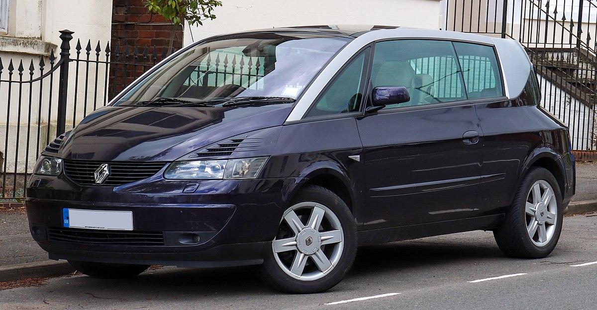 Renault Avantime - Wikipedia