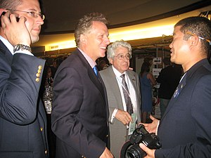 Terry McAuliffe, former chairman of the Democr...