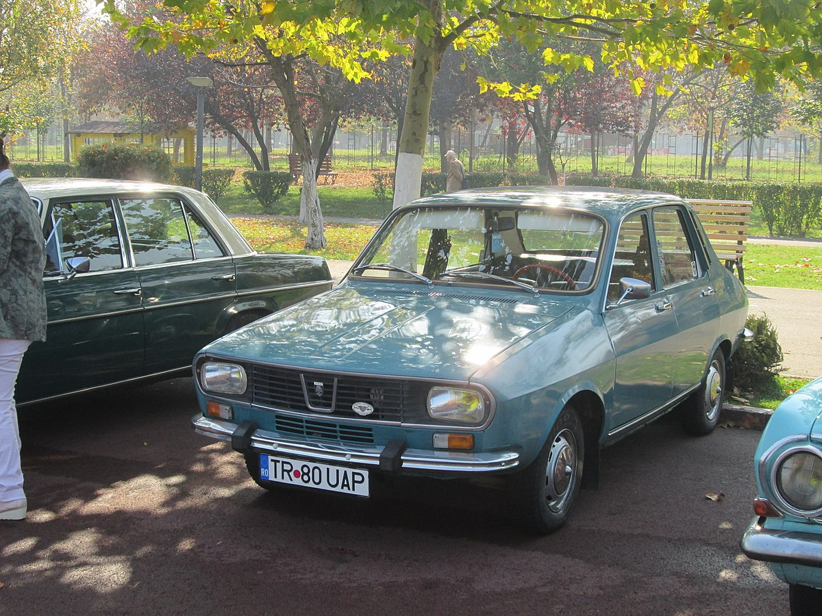 Dacia Coupe Dacia 1300 Wikipedia