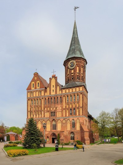 Königsberg Cathedral - Wikipedia