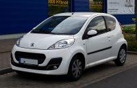 File:Peugeot 107 68 Active (2. Facelift)  Frontansicht ...