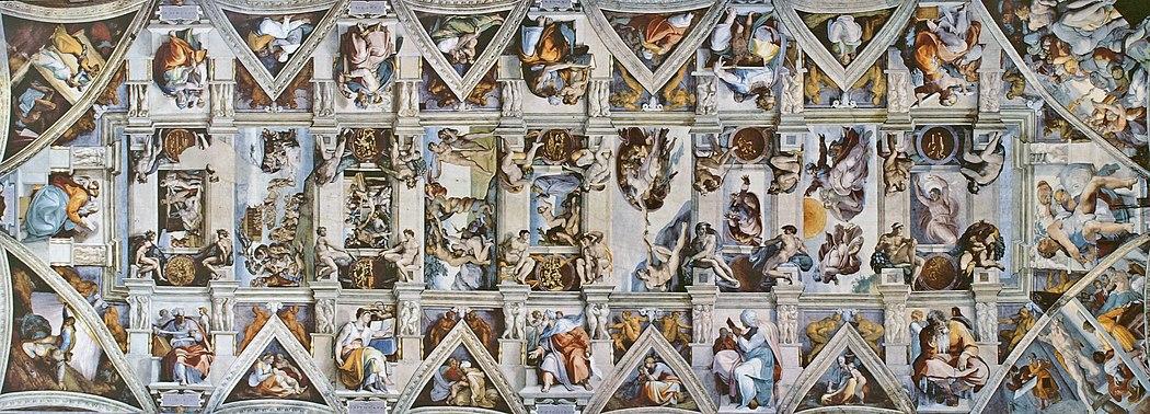 Michelangelo Buonarroti on ArtStack