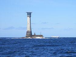 Wolf Rock - Wolf Rock Lighthouse