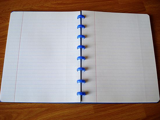 Ruled paper - Wikiwand
