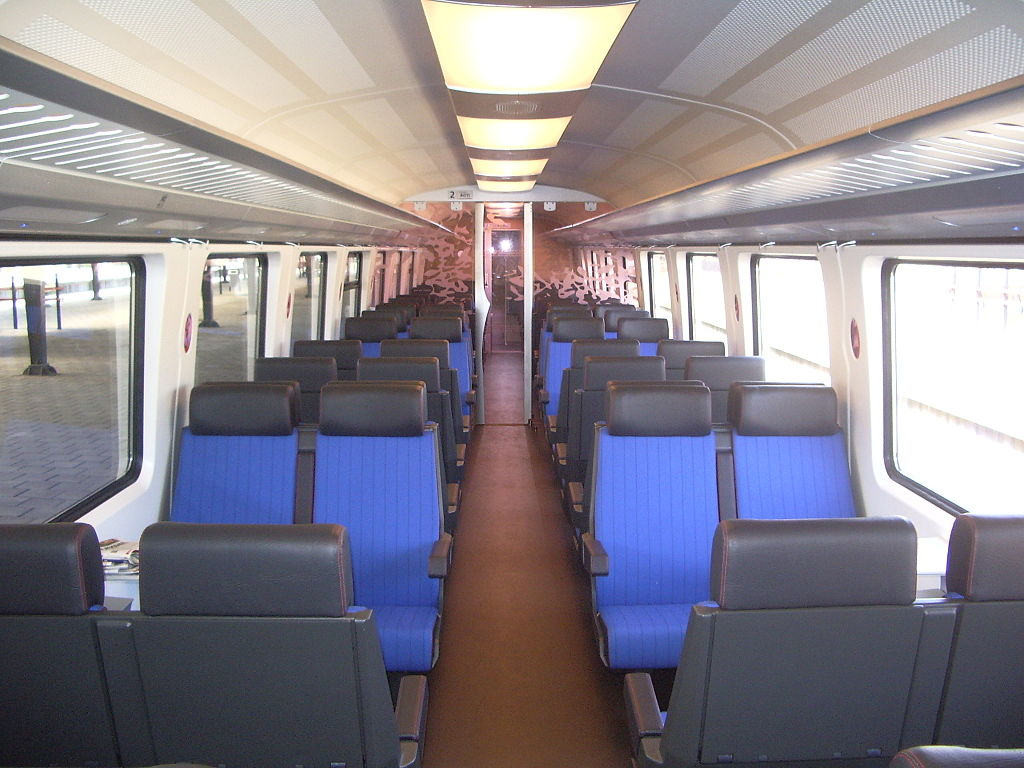 Interieur Trein File Icmm 4011 Interieur 2e Klas Jpg Wikimedia Commons