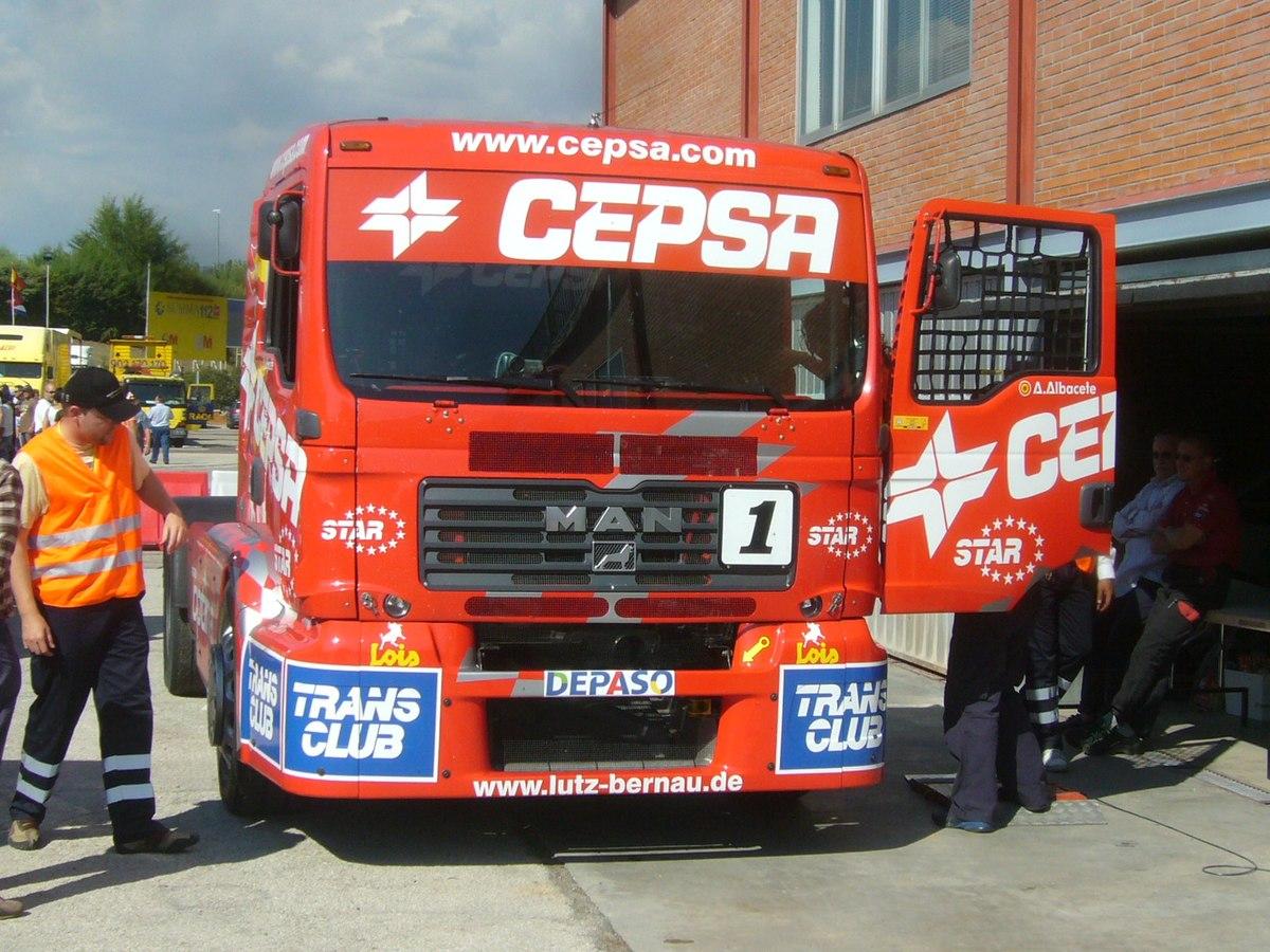 cv camion