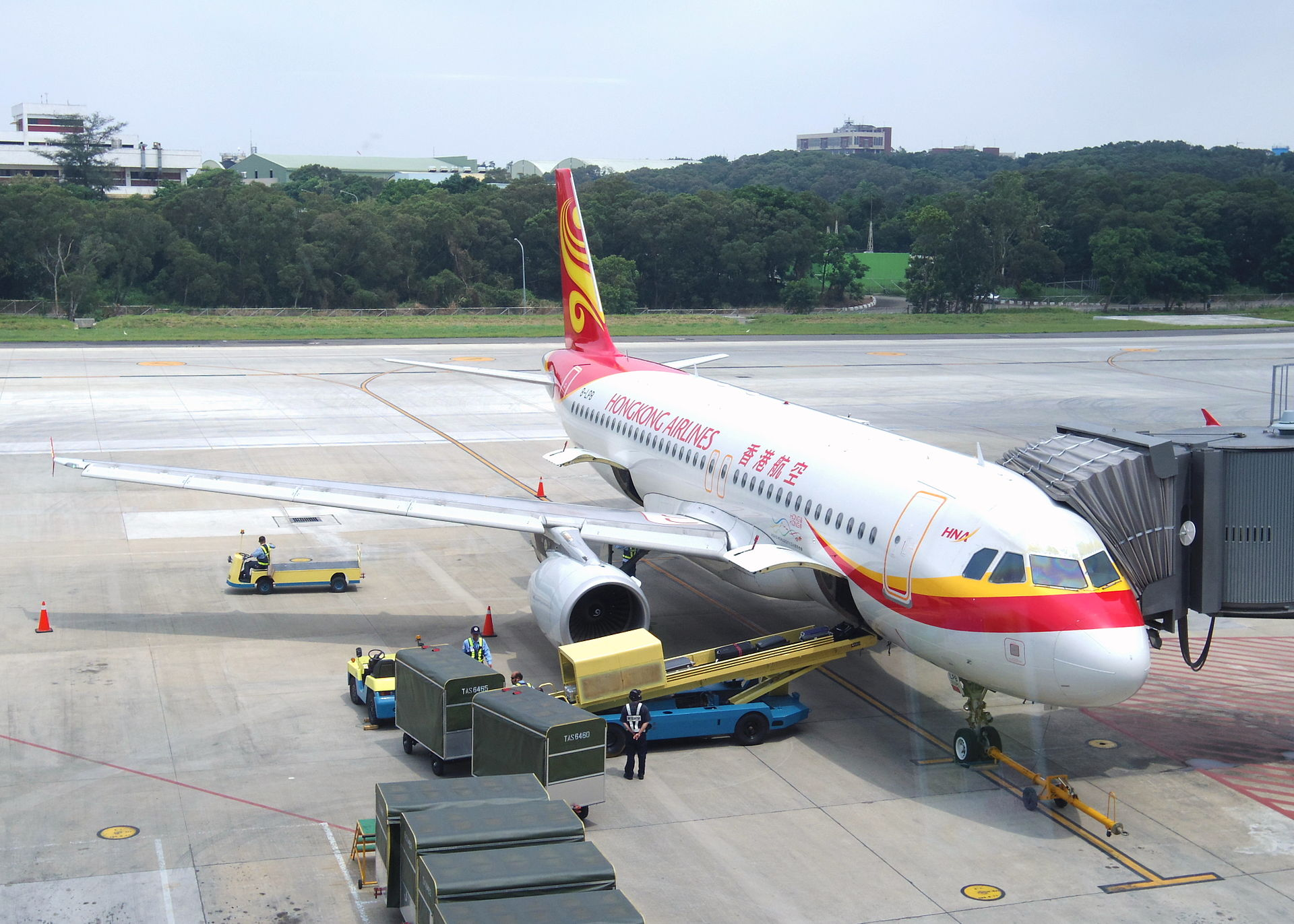 Our Business Hong Kong International Airport Hong Kong Airlines A320 Direct Entry First Officers Non