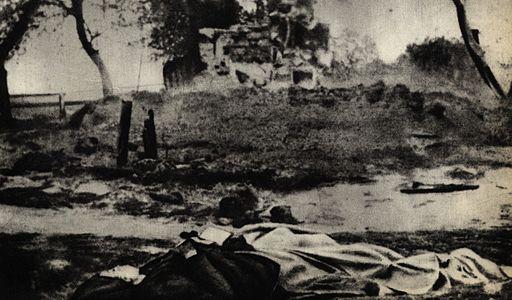 Szarajówka massacre (aftermath) 02