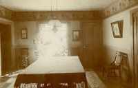 File:Victorian style dining room, USA, early 1900s.jpg ...