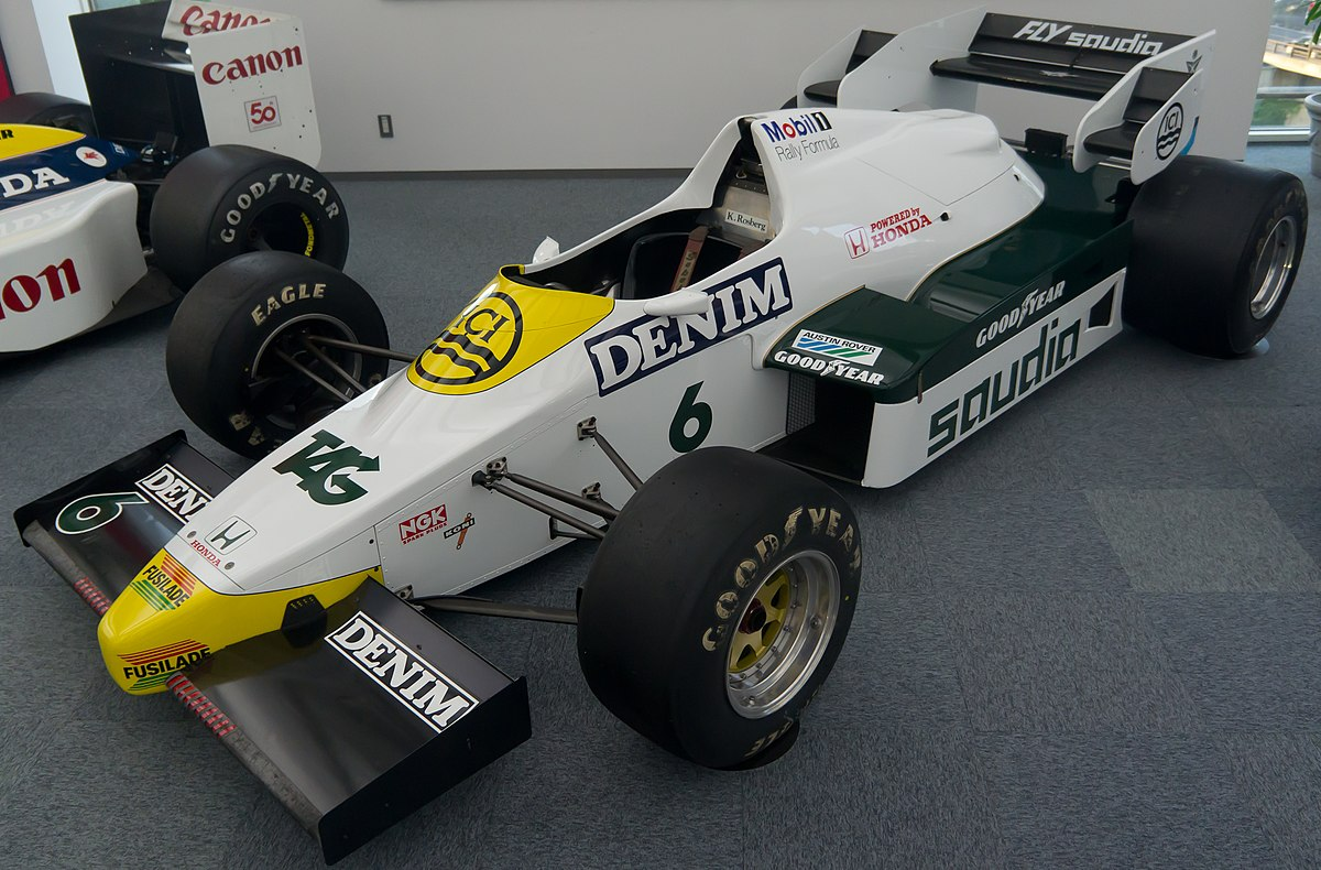 Formula 1 Gran Premio Williams Fw09 - Wikipedia