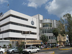 English: Instituto Nacional de Cancerologìa (N...