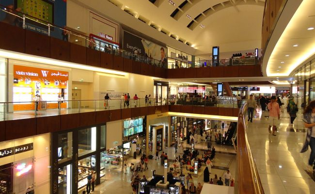 The Dubai Mall Wikipedia