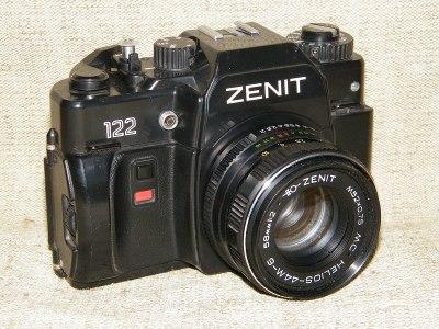 Зенит-122 — Википедия