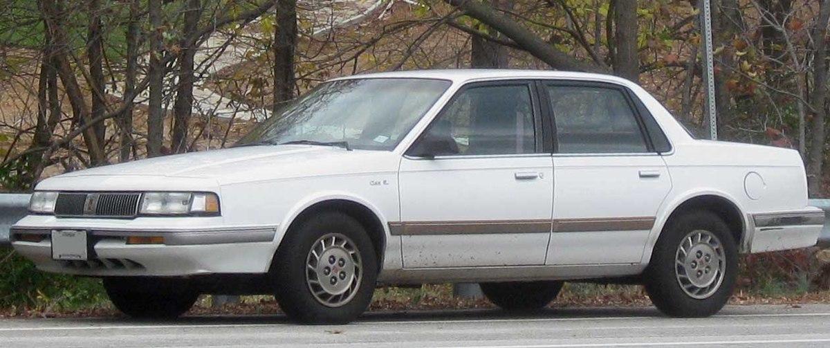 Oldsmobile Cutlass Ciera - Wikipedia